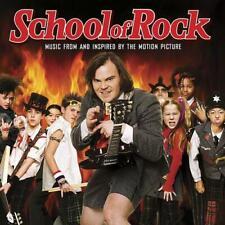 Various - School of Rock (Soundtrack) [Orange Vinyl] [2-LP] NEW Sealed Album