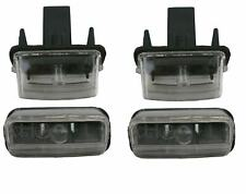 Peugeot 206CC 1998-2003 Number Plate Licence Lamp Pair Left & Right