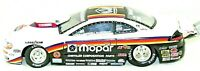 1997 Action Darrell Alderman Mopar Dodge Avenger Pro Stock NHRA 1:24 Scale