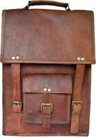 USA Limited Men Briefcase Leather Business Shoulder Bag Messenger Satchel Laptop