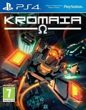 Kromaia Omega For PAL PS4 (New & Sealed)