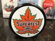 "classic SUPERTEST OIL & GASOLINE ""all CANADA company"" top QUALITY MAGNET"