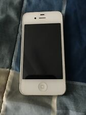 Apple iPhone 4 - Storage/carrier unknown (white)