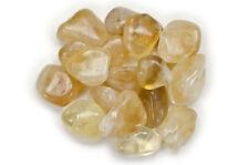 "2 lbs Wholesale Tumbled Citrine - ""AA"" Grade - Crystal Healing, Reiki, Wicca"