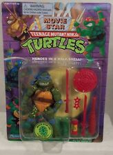 Teenage Mutant Ninja Turtles TMNT 1995  - Reissue Movie Star Leonardo (MOC)