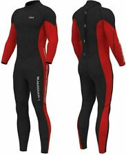 """Hevto Guardian Wetsuit, Full Scuba Diving, Men's, With Back Zip, Size """"S"""", New"""