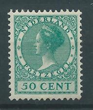 1924TG Nederland Veth zonder watermerk NR.161 postfris mooi zegel..