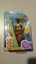 Fingerlings Baby Sloth ( Toys R Us ) - Authentic Fingerling by WowWee