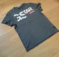 "Mens G Star Raw 3301 T Shirt Short Sleeve 21"" Chest"