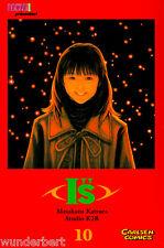 """Masakazu Katsura/studio k2r - """"is (I"""" s) - volume 10"""" - non letto"""