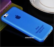 Thin Silicone Clear Case iPhone 4, 4S, 5, 5C, 5S, 6, 6 Plus, iPhone 7, 7 Plus UK