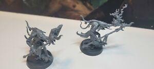 HERALDS OF TZEENTCH x 2, Warhammer Fantasy/AoS/40k, Chaos Daemons
