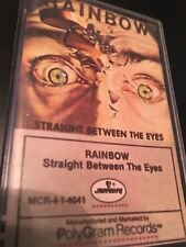 Rainbow - Straight Between The Eyes (Cassette) FAST SHIPPING