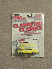 Racing Champions Classified Classics Chevrolet Pro Street 1970 Chevelle MOC 1999