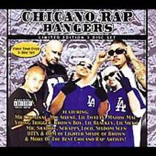 Various Artists - Chicano Rap Bangers / Various [New CD] Explicit, Boxed Set