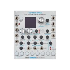 Rossum Electro-Music Control Forge Eurorack CV Generator Module