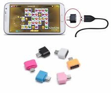 Micro USB Male to USB Female OTG Mini Adapter for Android Samsung Galaxy AD01