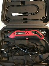 Avid Power Rotary Tool Kit w Flex Shaft, Accessories and Carrying Case