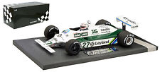 Minichamps Williams Ford FW07B 1980-Alan Jones World Champion 1/18 Escala