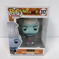 Whis Dragonball Z Pop Vinyl 317