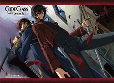 Code Geass Lelouch and Suzaku Wall Scroll Poster  NEW