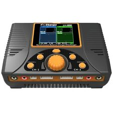 iCharger 406DUO 40A 1400W Dual Port Battery Charger Discharger 2 6S Lipo 406 Duo