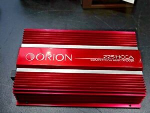OLD SCHOOL ORION 225HCCA COMPETITION CROSSOVER MODEL WITH THE TOP AND PLUGS