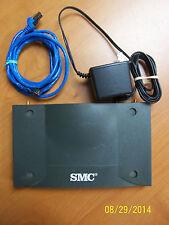 SMC Barricade 54Mbps Wireless-G Router Firewall Access Point 4-port SMC2804WBR