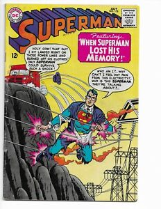 SUPERMAN 178 - VG/F 5.0 - LOIS LANE - JIMMY OLSEN - PERRY WHITE (1965)