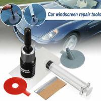 Car Windshield Windscreen Glass Repair Kit Scratch Chip Crack Repair Fix Tool