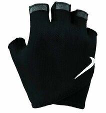 Nike Women Fitness Glove Womens Gym Gloves Black White