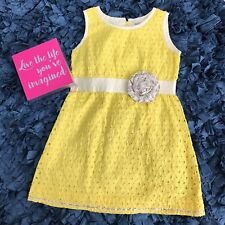 Cupcakes & Pastries Girl's Toddler Dress Size 4