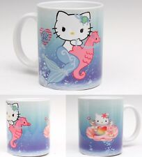 Hello kitty mermaid sea original design 11 oz cup coffee mug cute US Seller