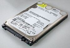 HARD DISK 160GB WESTERN DIGITAL WD1600BEVT-22ZCT0 SATA 2,5 160 GB HD serialATA 2
