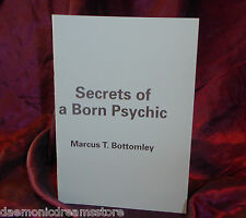 SECRETS OF A BORN PSYCHIC Finbarr Grimoire Magic Magick White Occult Witchcraft