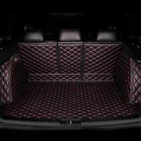 3D Kofferraumschutz Kofferraummatte Passend Für VW Tiguan AD1 Rline TDI SR