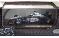 MATTEL 50209 McLaren MP4/16 F1 diecast model race car Mika Hakkinen 2001 1:43rd
