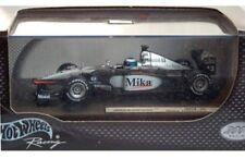 MATTEL 50209 McLaren MP4/16 F1 diecast model race car Mika Hakkinen 2001 1:43rd