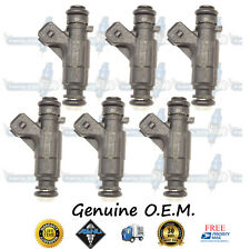 Upgrade Bosch 4 Hole Mercedes Benz 6x Fuel Injectors A1120780049 0280155742