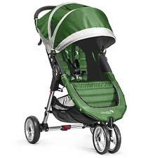 Baby Jogger City Mini Compact Lightweight 3-wheel Stroller Evergreen NEW 2016