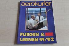 156911) aprender a volar especial 1991 aerokurier