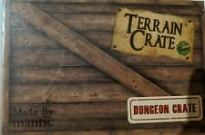 Mantic Terrain Dungeon Crate