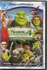 """DVD """" Shrek 4 """" New Blister Pack"""