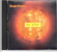 (DY384) Brain Storm, My Star - DJ CD