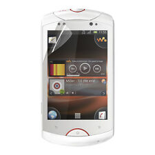 Sony Ericsson Live With Walkman WT19i - 1x film de protection semi rigide