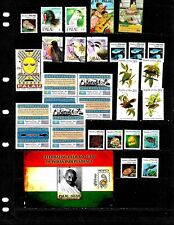 PALAU : NICE  STAMP COLLECTION  DISPLAYED ON 1 SHEET  SEE SCANS