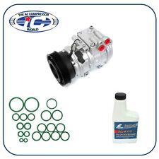 A/C Compressor Fits Hyundai Tucson Kia Sportage 05-09 2.7L (10PA17C) 97374