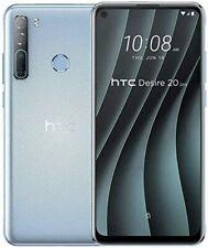 New HTC Desire 20 Pro 128GB Blue (Unlocked) (Dual SIM) Fast Shipping World Wide
