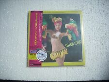 SENOR COCONUT and HIS ORCHESTRA  /  YELLOW FEVER  - JAPAN CD MINI LP