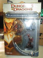 Arcane Heroes 1 Set Players Handbook D&D Miniature Dungeons Dragons pathfinder